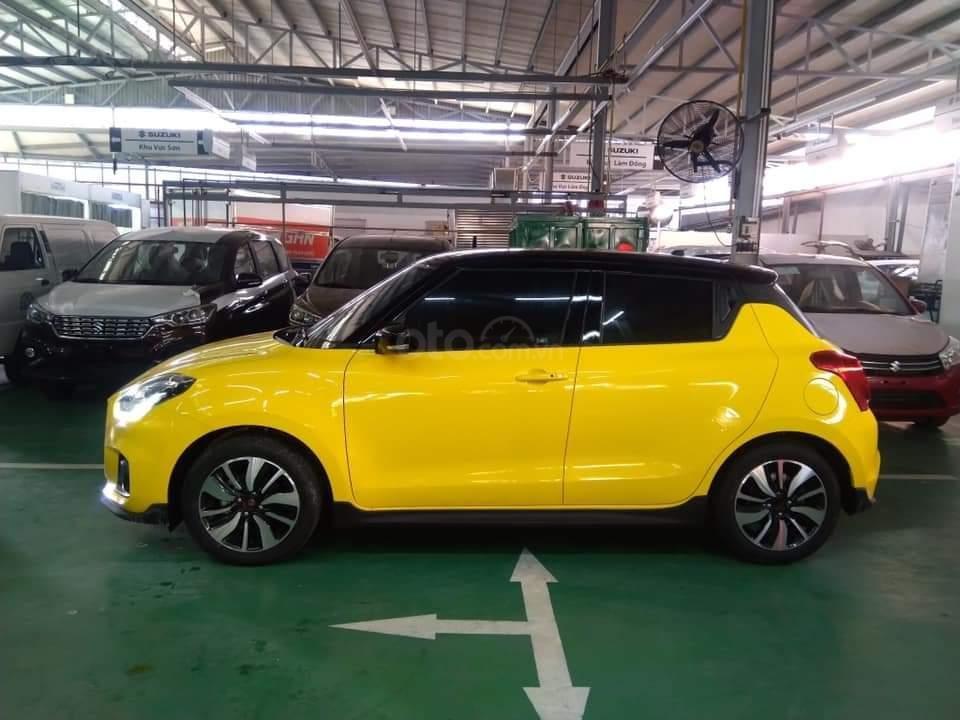 Suzuki Swift GLX 2019 đủ màu giảm giá cực sốc lên đến 50 triệu đồng hỗ trợ Bank cao, chỉ cần 120 triệu nhận xe (3)