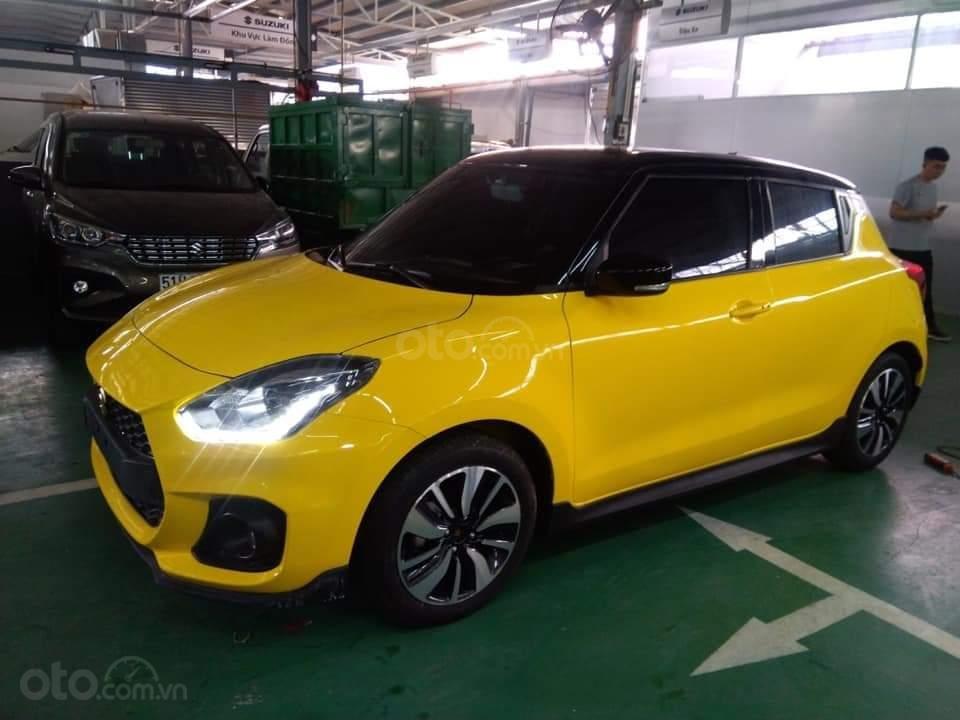 Suzuki Swift GLX 2019 đủ màu giảm giá cực sốc lên đến 50 triệu đồng hỗ trợ Bank cao, chỉ cần 120 triệu nhận xe (4)