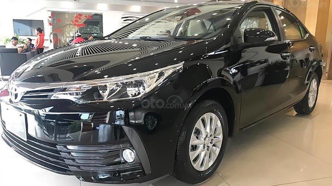 """Toyota Corolla Altis là mẫu xe """"lười"""" thay đổi, nâng cấp 2"""