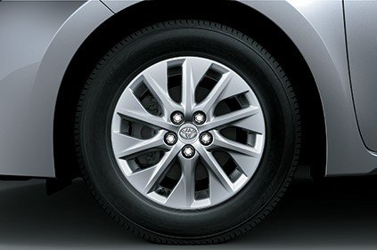Thiết kế mâm xe Toyota Corolla Altis 2019 1