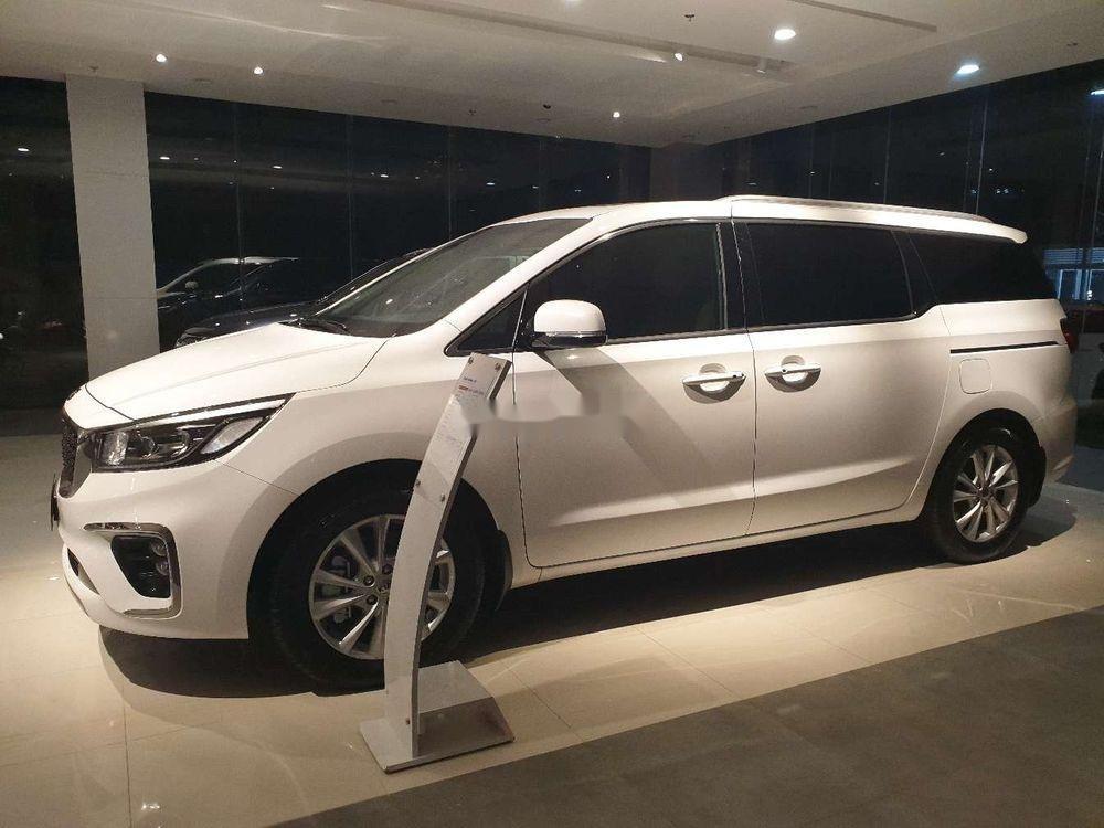 Bán xe Kia Sedona 2018, màu trắng, xe nhập, mới 100% (1)