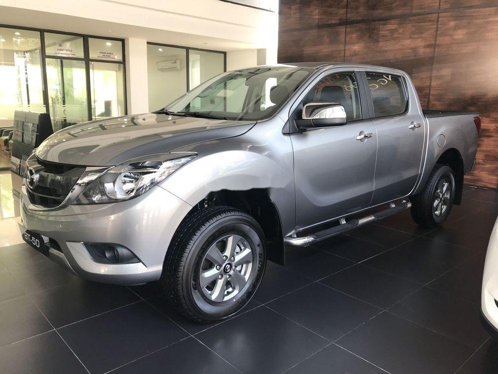 Bán xe Mazda BT 50 MT sản xuất năm 2019, màu bạc, xe nhập giá cạnh tranh (2)