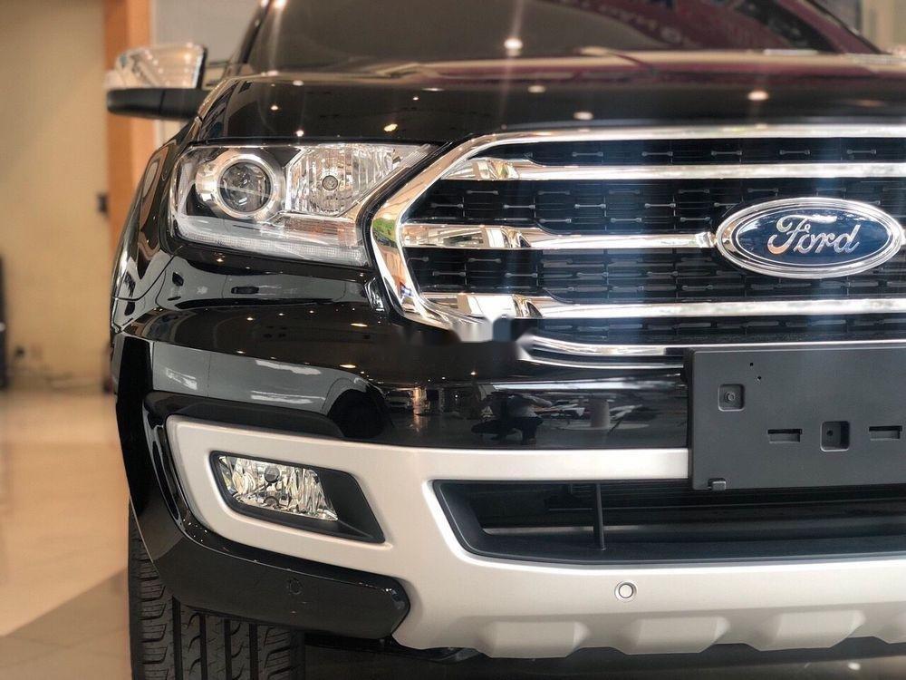Bán xe Ford Everest đời 2019, màu đen, nhập khẩu, mới hoàn toàn (3)