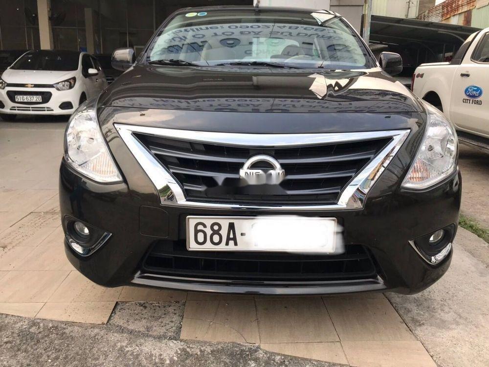 Bán xe Nissan Sunny năm 2019, màu đen (3)