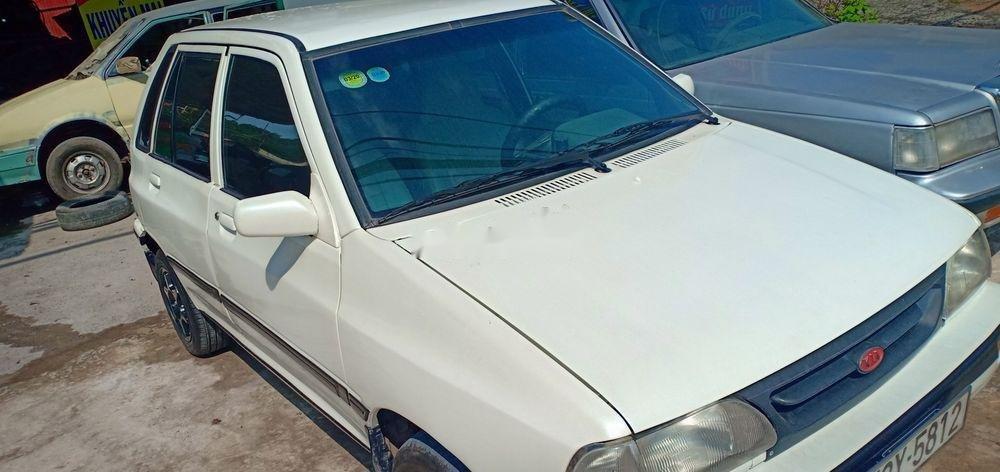 Bán ô tô Kia CD5 sản xuất 2002, màu trắng, giá chỉ 58 triệu (5)