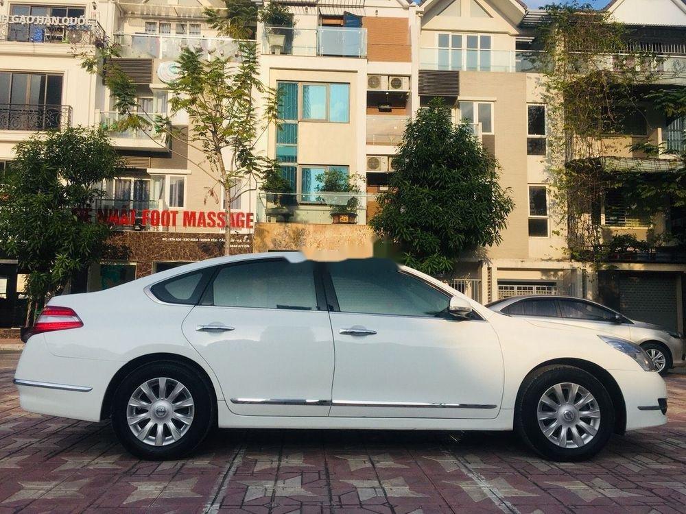 Bán xe Nissan Teana năm sản xuất 2011, nhập khẩu, 495tr (10)