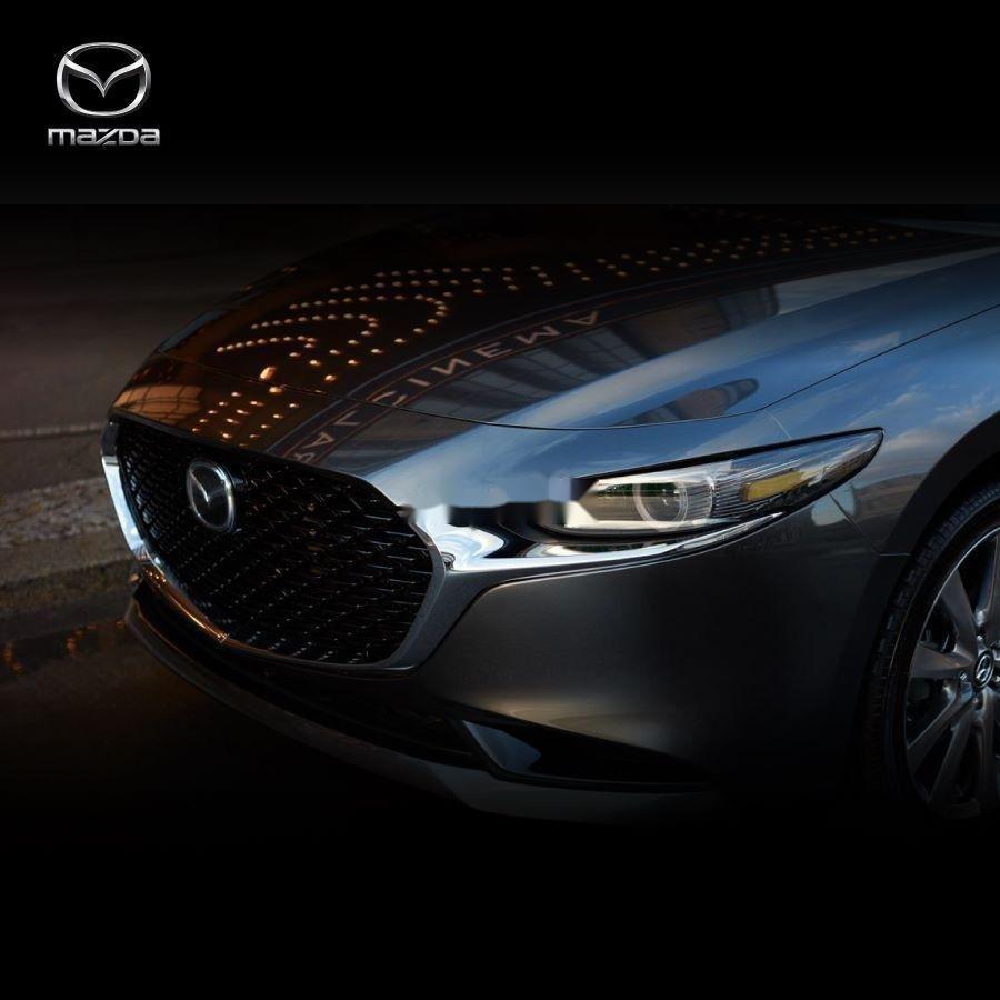 Bán ô tô Mazda 3 2019, màu xám, mới hoàn toàn (2)