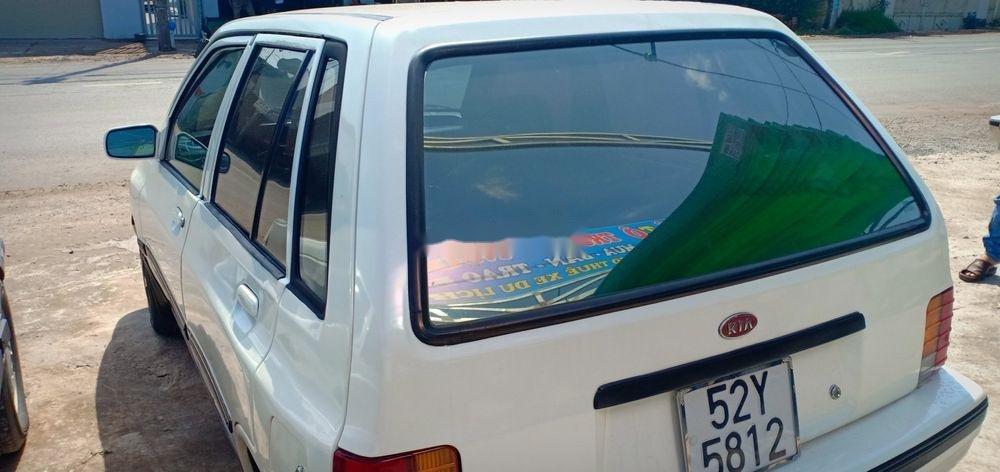Bán ô tô Kia CD5 sản xuất 2002, màu trắng, giá chỉ 58 triệu (2)