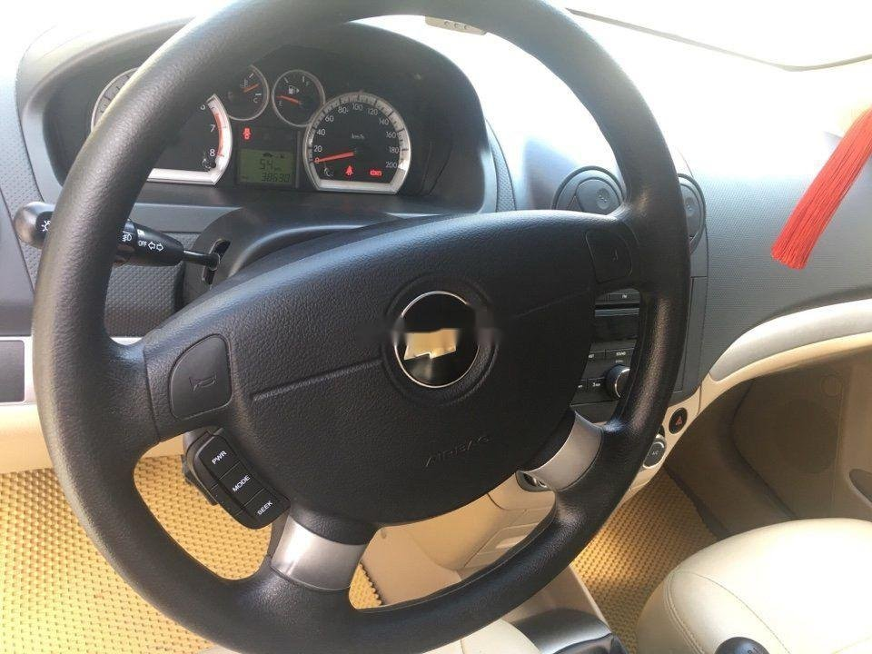 Bán Chevrolet Aveo 2016, màu đen còn mới (6)