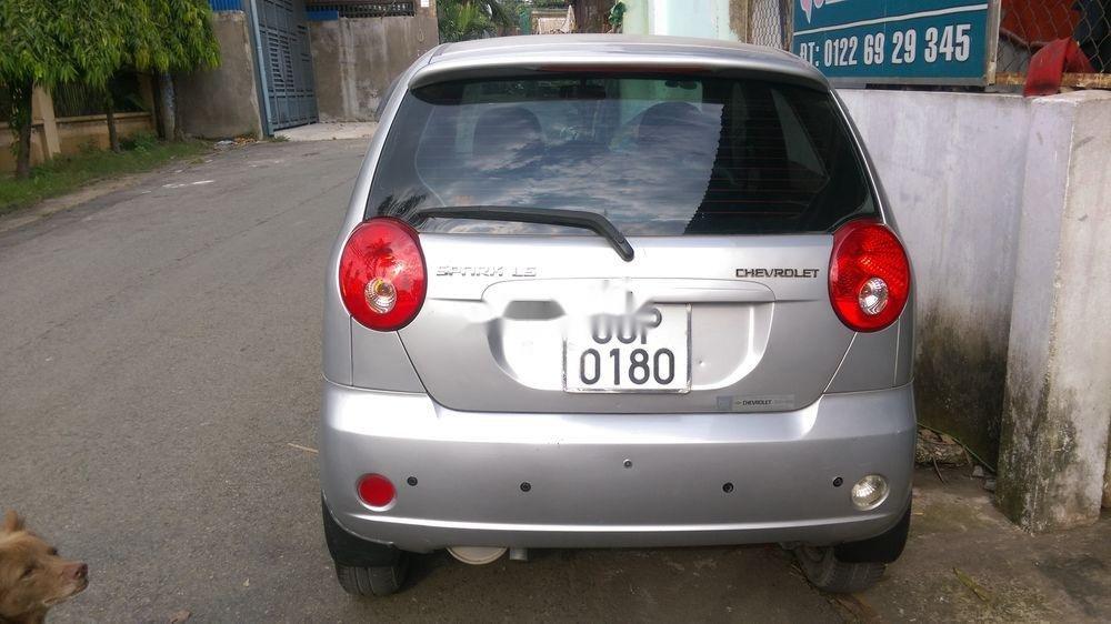 Cần bán xe Chevrolet Spark sản xuất 2010, nhập khẩu nguyên chiếc (1)