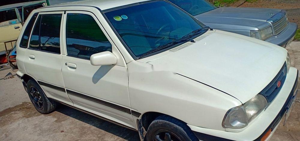 Bán ô tô Kia CD5 sản xuất 2002, màu trắng, giá chỉ 58 triệu (1)