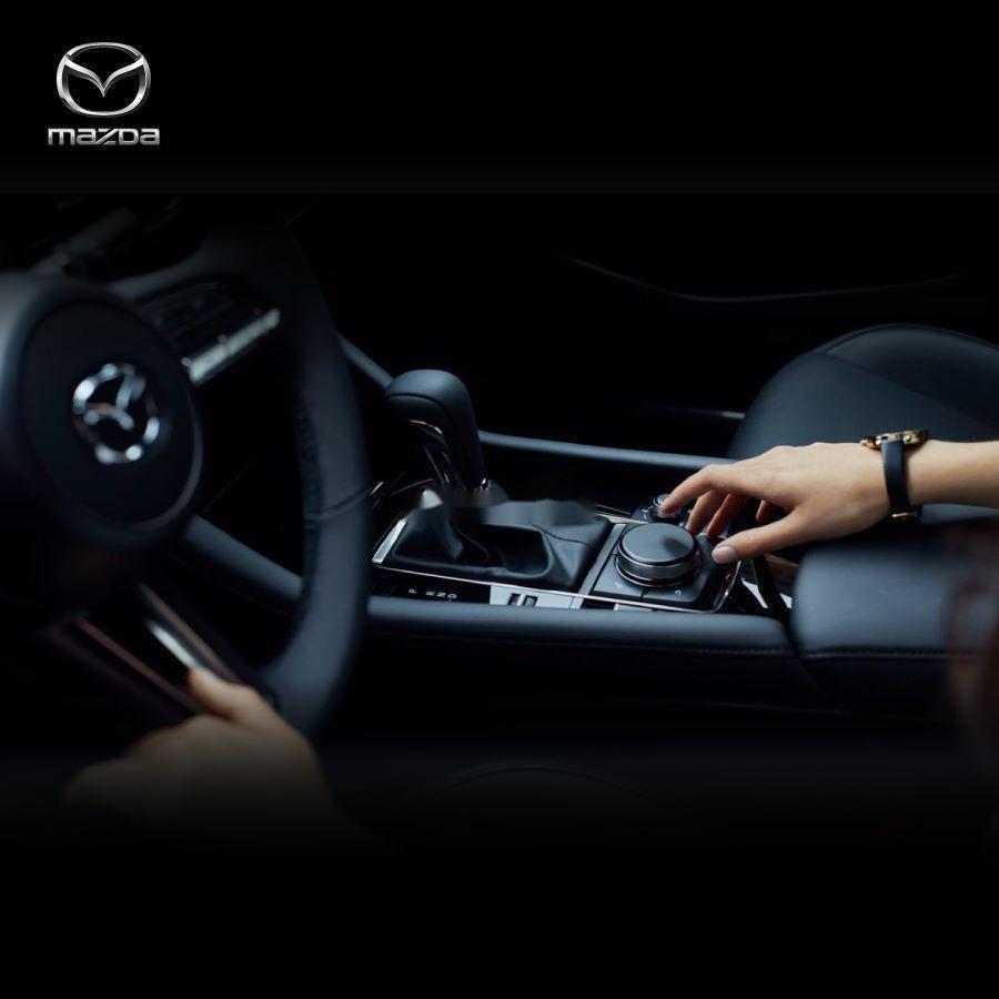 Bán ô tô Mazda 3 2019, màu xám, mới hoàn toàn (3)