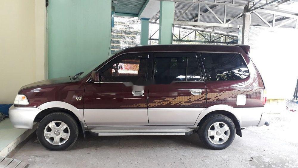 Bán Toyota Zace 2001, màu đỏ, nhập khẩu (1)