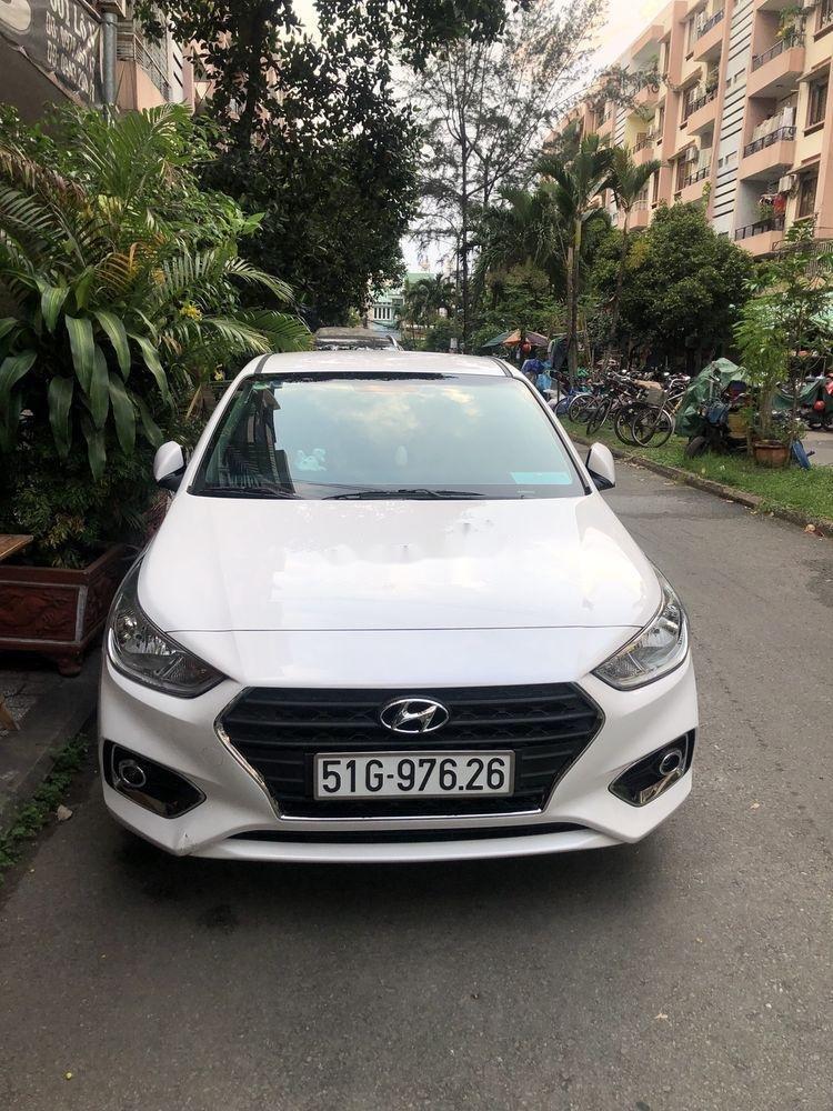 Bán ô tô Hyundai Accent đời 2019, 470 triệu (1)