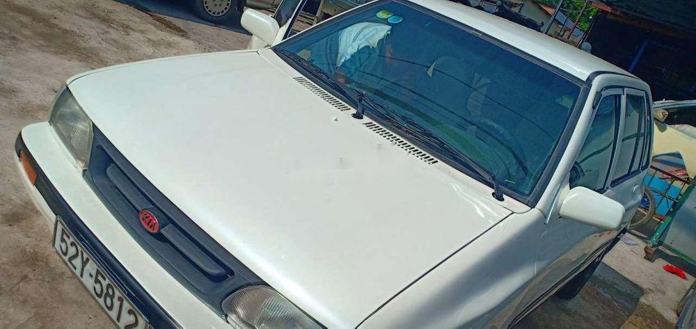 Cần bán lại xe Kia CD5 sản xuất năm 2000, màu trắng, 58tr (9)