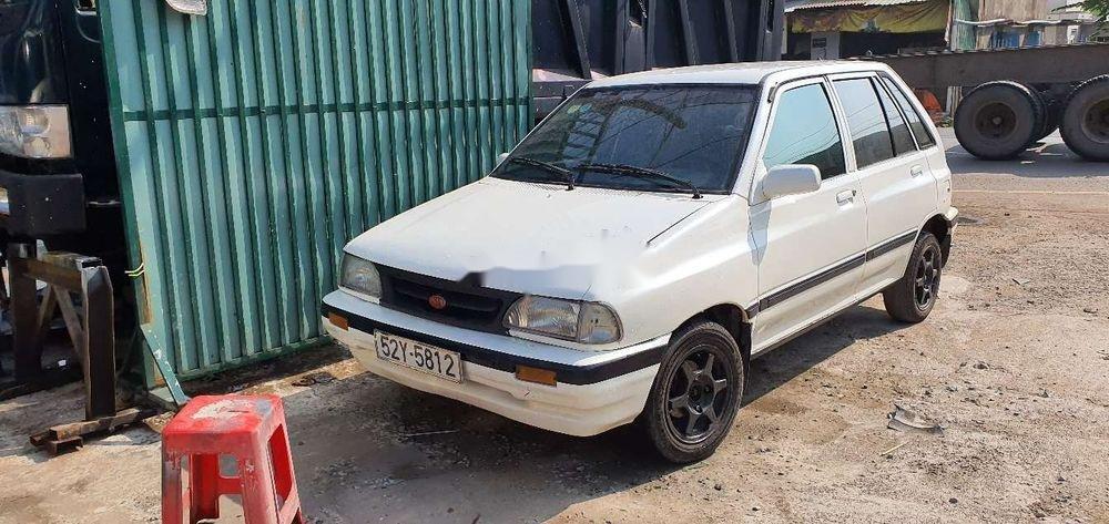 Cần bán lại xe Kia CD5 sản xuất năm 2000, màu trắng, 58tr (2)