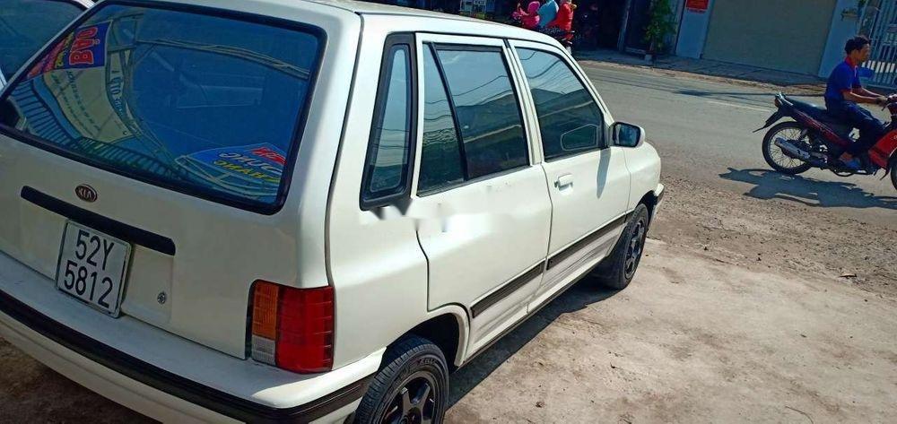 Cần bán lại xe Kia CD5 sản xuất năm 2000, màu trắng, 58tr (8)