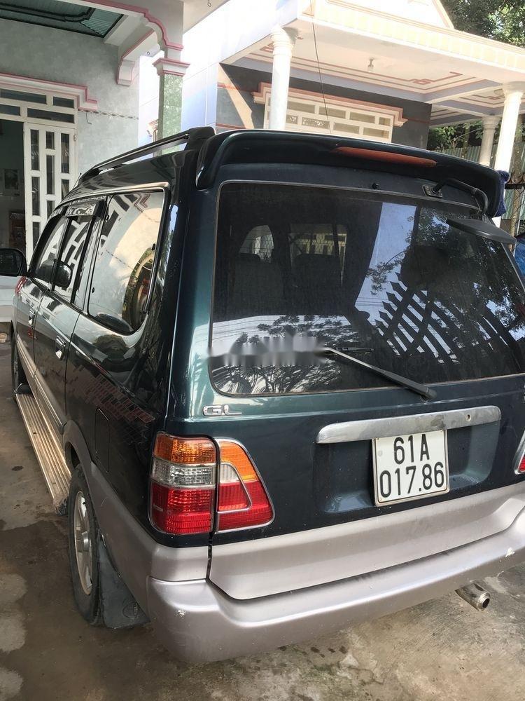 Bán Toyota Zace đời 2004, nhập khẩu (2)