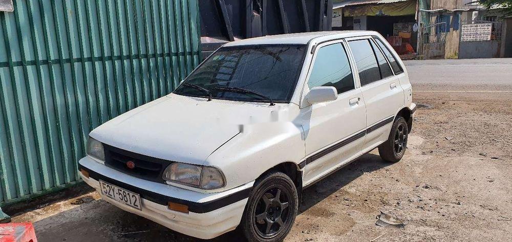 Cần bán lại xe Kia CD5 sản xuất năm 2000, màu trắng, 58tr (1)