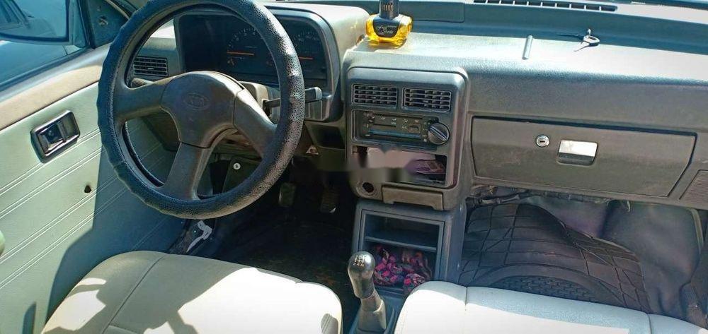 Cần bán lại xe Kia CD5 sản xuất năm 2000, màu trắng, 58tr (4)