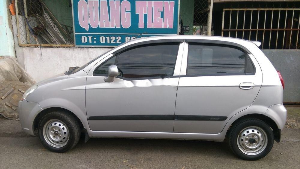 Cần bán xe Chevrolet Spark sản xuất 2010, nhập khẩu nguyên chiếc (2)