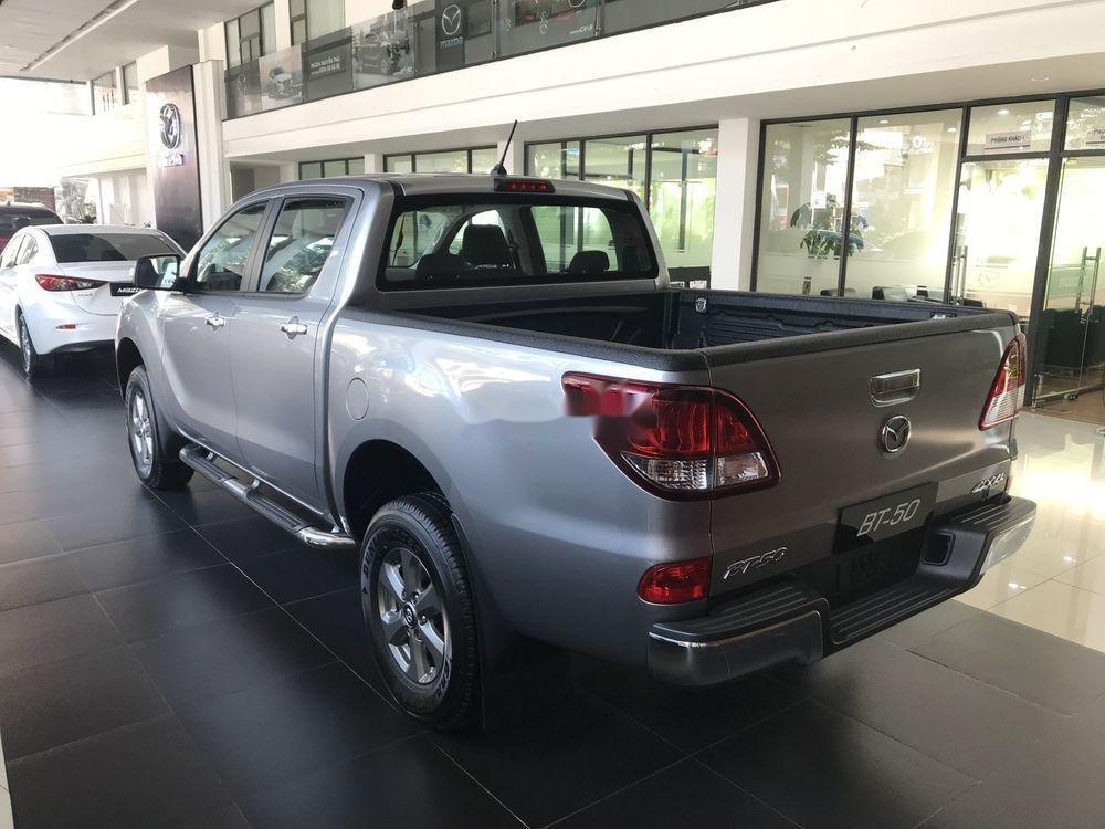 Bán xe Mazda BT 50 MT sản xuất năm 2019, màu bạc, xe nhập giá cạnh tranh (3)