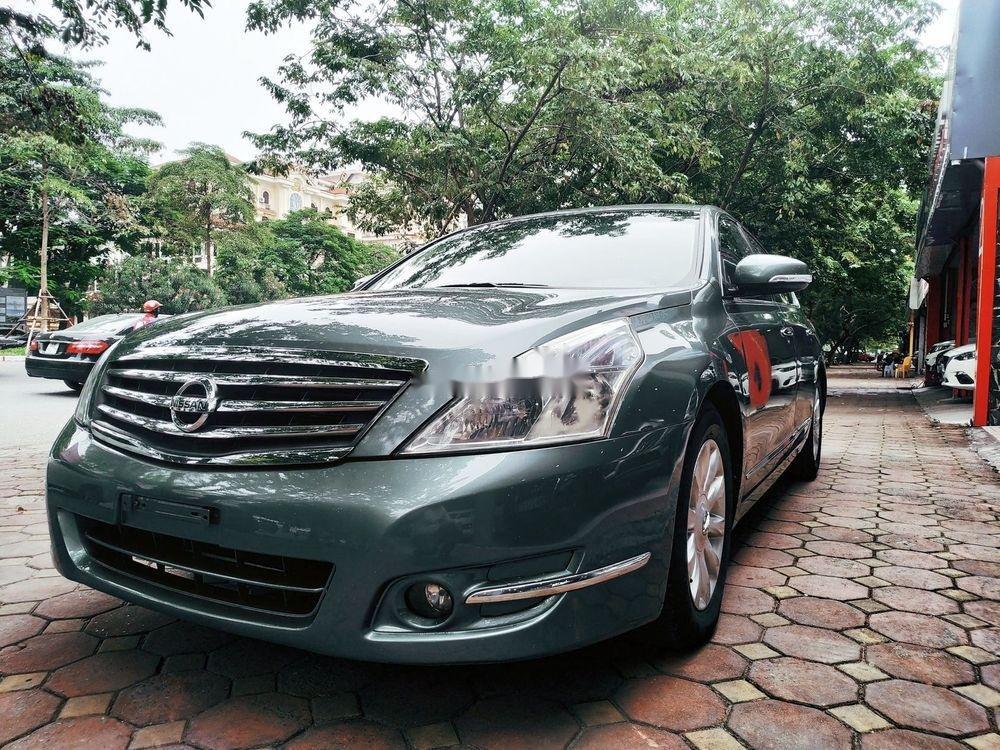 Bán xe Nissan Teana năm 2010, nhập khẩu nguyên chiếc, 425tr (3)