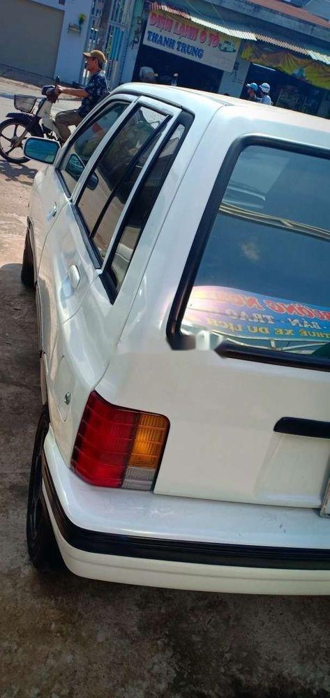 Cần bán lại xe Kia CD5 sản xuất năm 2000, màu trắng, 58tr (7)