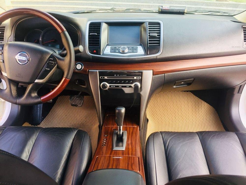 Bán xe Nissan Teana năm sản xuất 2011, nhập khẩu, 495tr (8)
