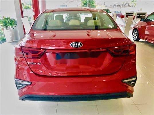 Bán Kia Cerato đời 2019, màu đỏ, nhập khẩu, mới hoàn toàn (3)