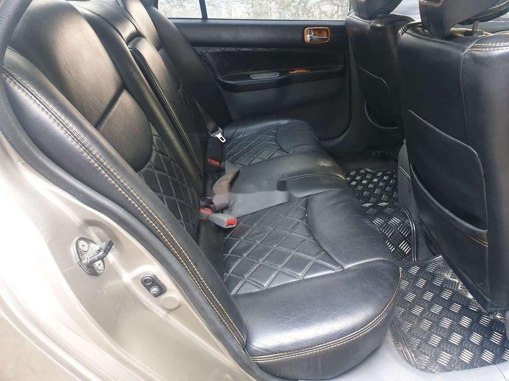Cần bán lại xe Mitsubishi Lancer sản xuất năm 2003, màu bạc (4)