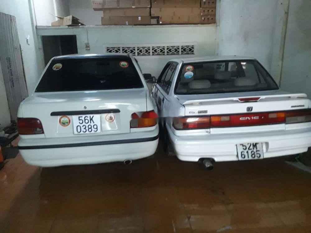 Bán Kia Pride sản xuất năm 1995, màu trắng, xe nhập, giá chỉ 35 triệu (2)