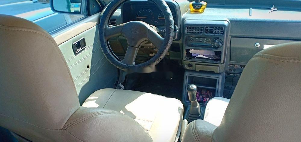Bán ô tô Kia CD5 sản xuất 2002, màu trắng, giá chỉ 58 triệu (4)