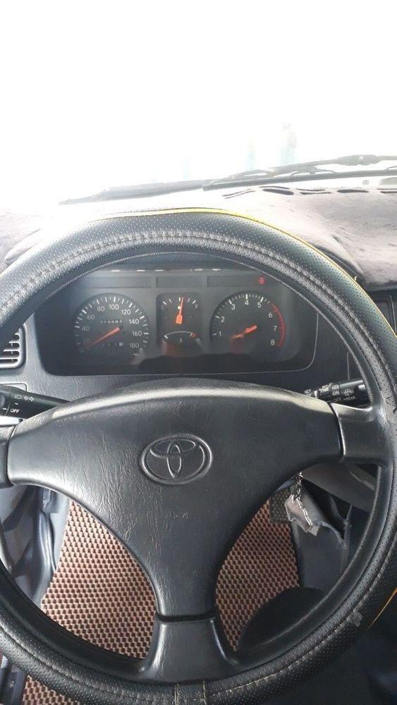 Bán Toyota Zace 2001, màu đỏ, nhập khẩu (3)