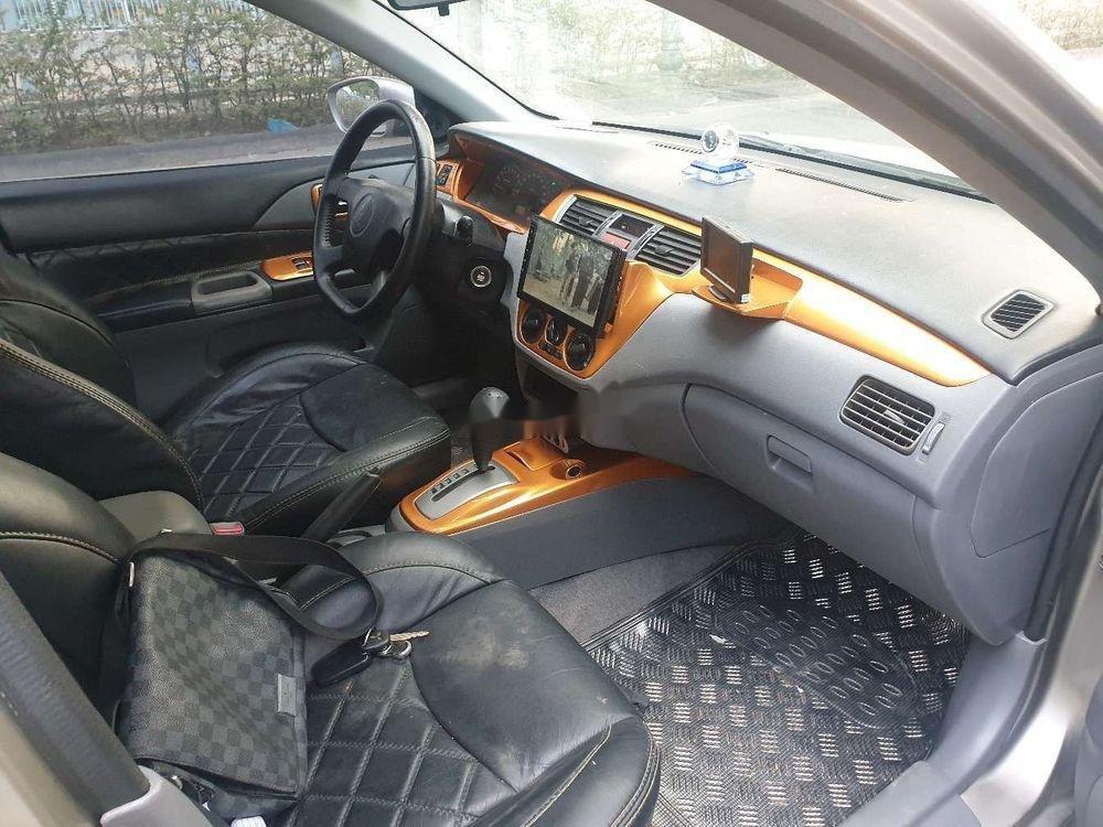 Cần bán lại xe Mitsubishi Lancer sản xuất năm 2003, màu bạc (3)