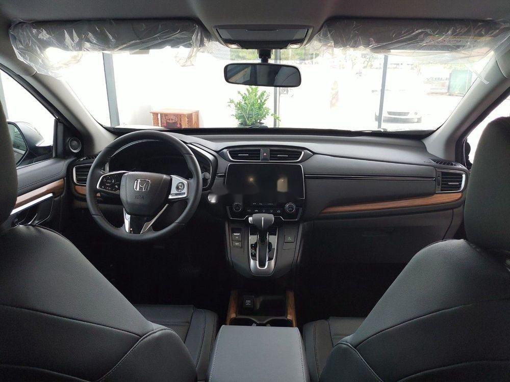 Bán xe Honda CR V đời 2019, màu đen, nhập từ Thái. Giao ngay (7)