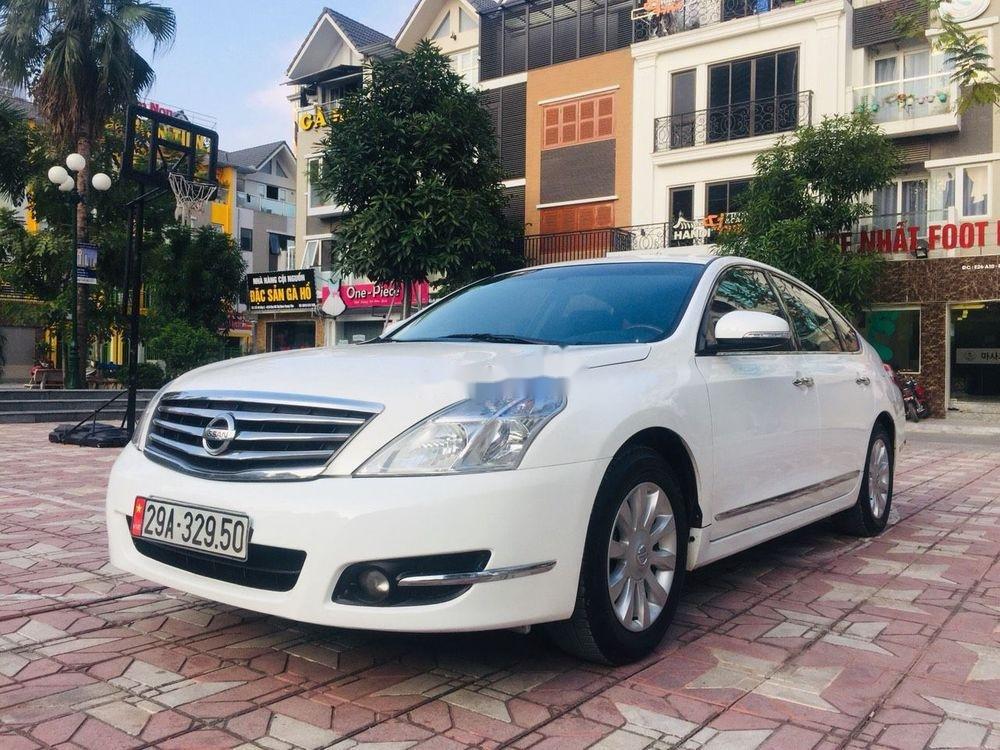 Bán xe Nissan Teana năm sản xuất 2011, nhập khẩu, 495tr (9)