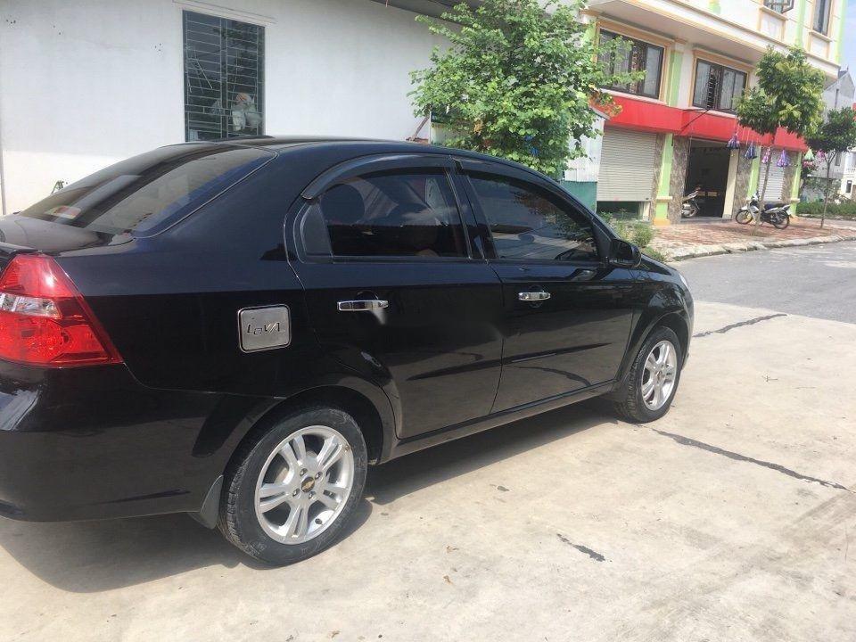 Bán Chevrolet Aveo 2016, màu đen còn mới (3)