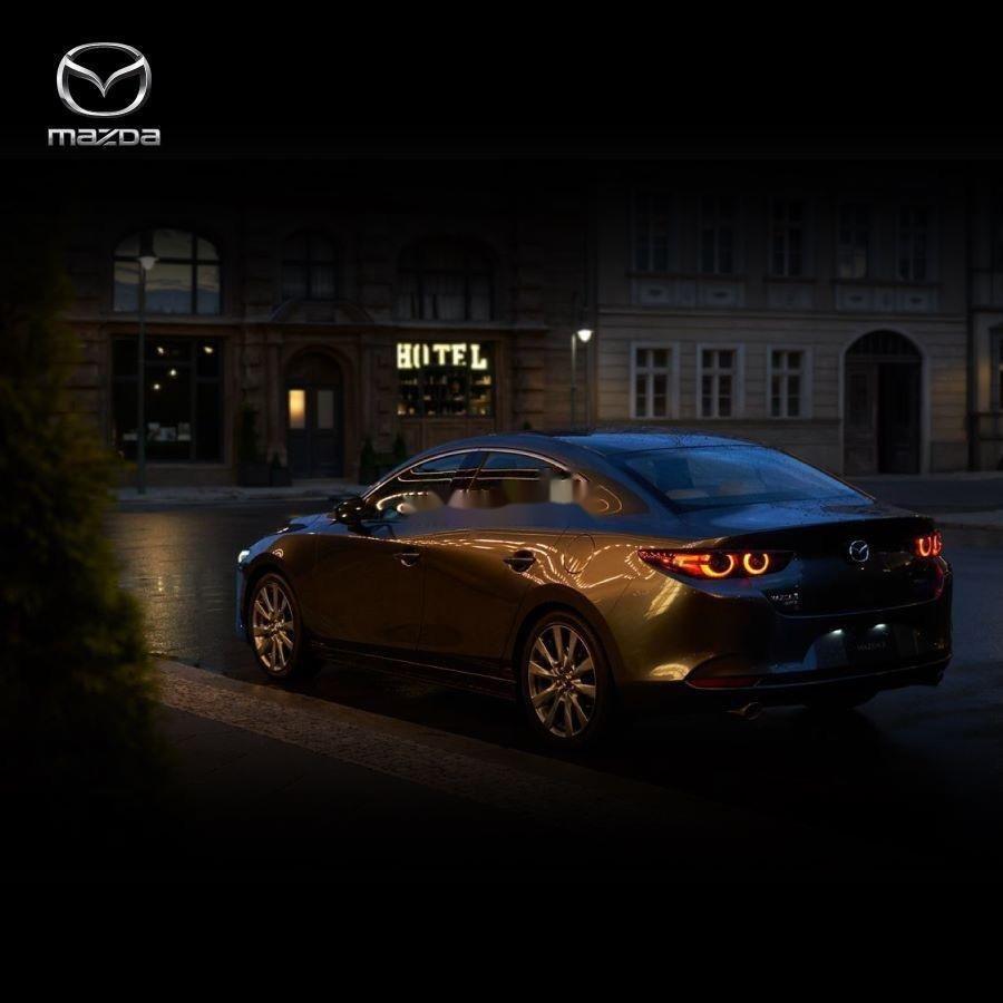 Bán ô tô Mazda 3 2019, màu xám, mới hoàn toàn (4)