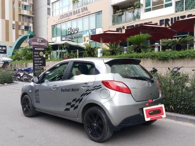 Cần bán lại xe Mazda 2 đời 2013, màu xám còn mới (1)
