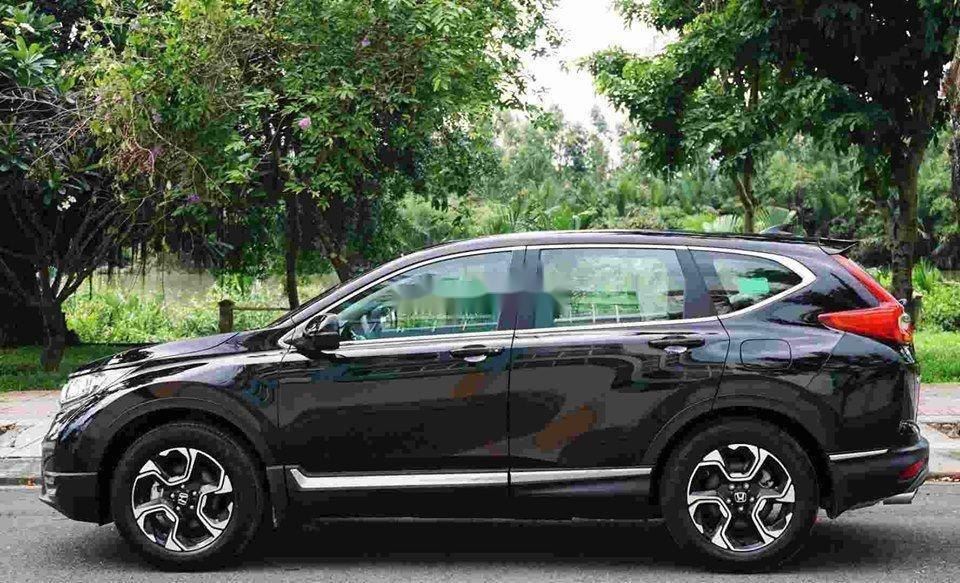 Bán xe Honda CR V đời 2019, màu đen, nhập từ Thái. Giao ngay (3)