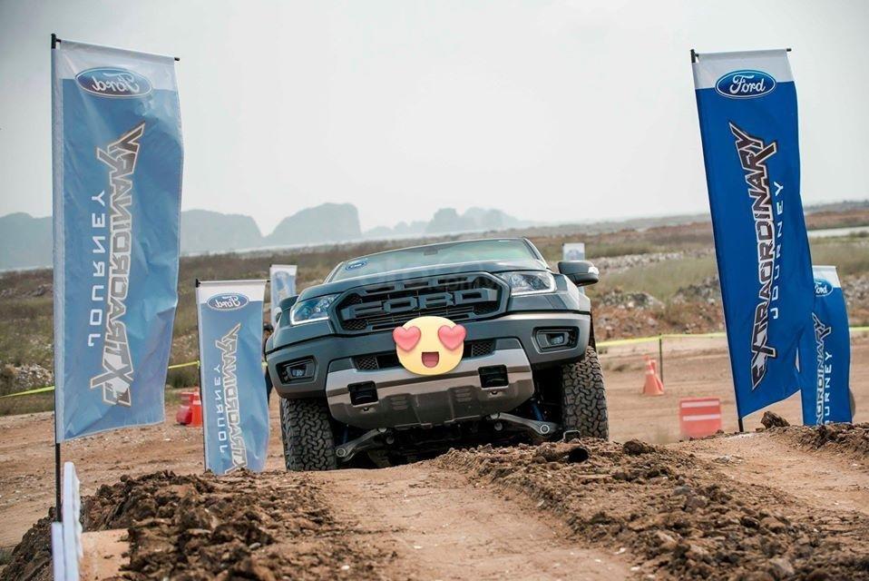Ford Hà Thành bán Ranger Raptor, lấy xe với 400Tr, liên hệ 0938568583 (2)