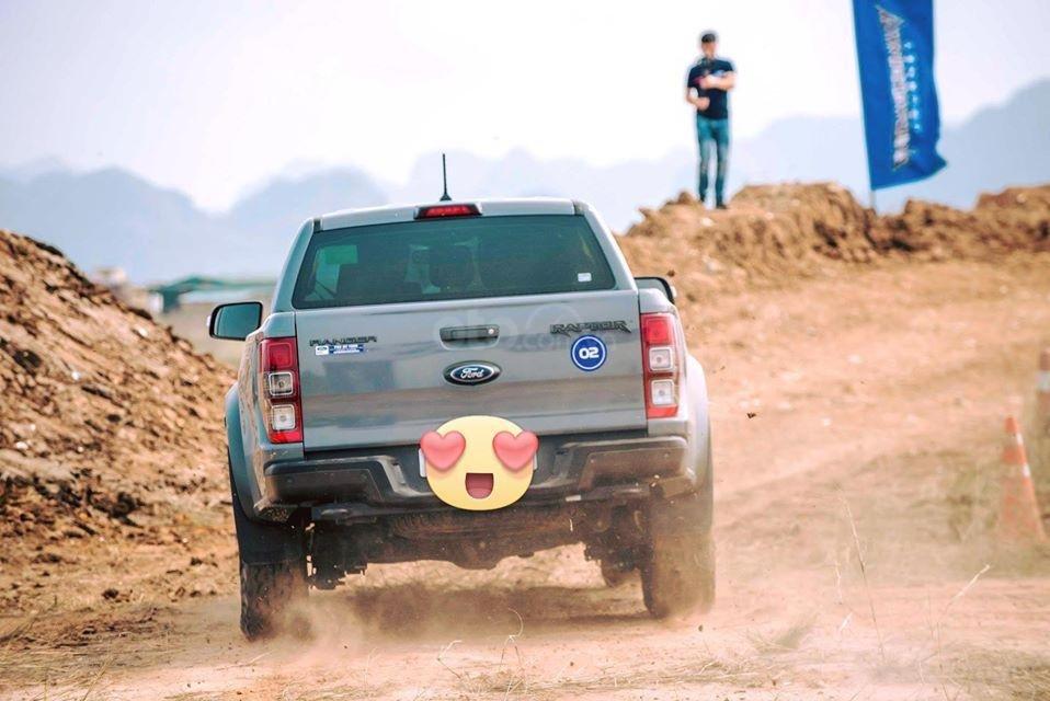Ford Hà Thành bán Ranger Raptor, lấy xe với 400Tr, liên hệ 0938568583 (3)