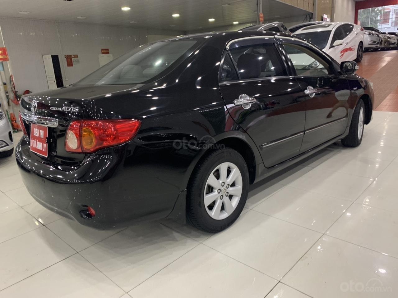 Cần bán Toyota Corolla Altis 1.8AT sản xuất năm 2010, màu đen, 445 triệu (4)