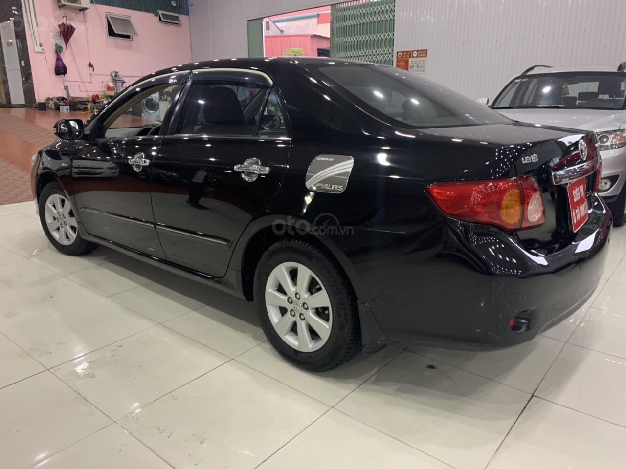 Cần bán Toyota Corolla Altis 1.8AT sản xuất năm 2010, màu đen, 445 triệu (6)