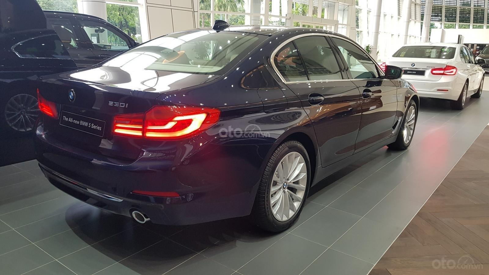 BMW 5 Series 530i đời 2019, xe nhập Đức, ưu đãi lên đến 200 triệu (2)