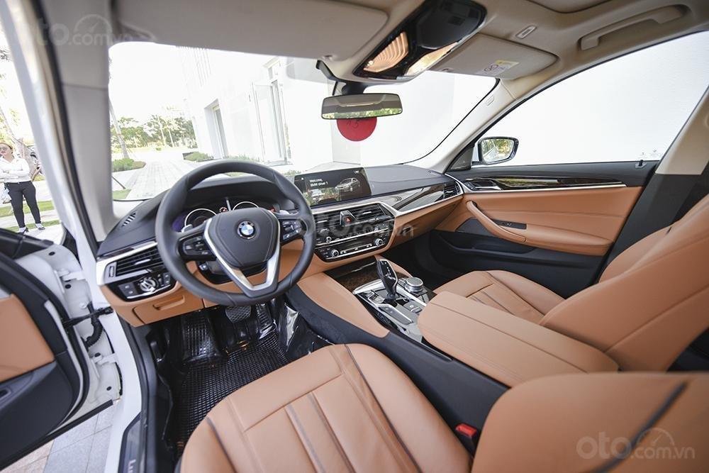 BMW 5 Series 530i đời 2019, xe nhập Đức, ưu đãi lên đến 200 triệu (3)