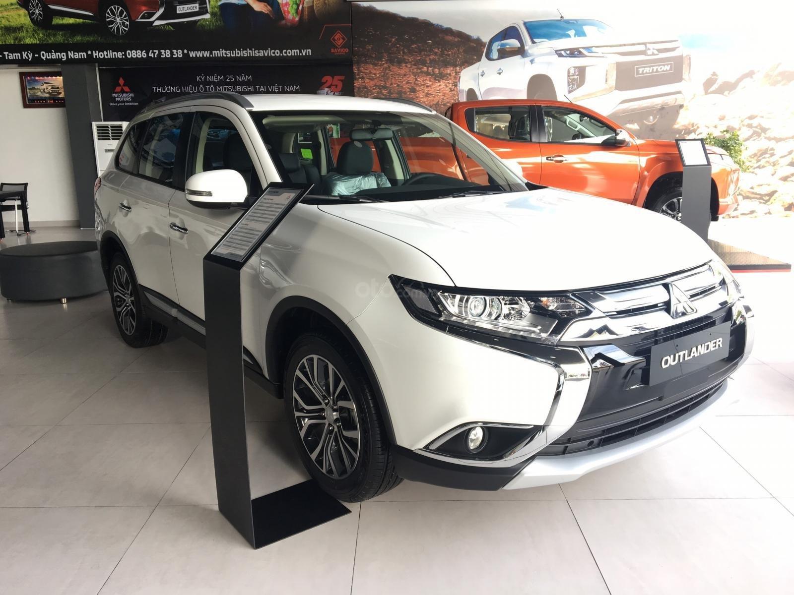 Mitsubishi Outlander - Mitsubishi Quảng Nam - ưu đãi khủng đến 100 triệu (2)