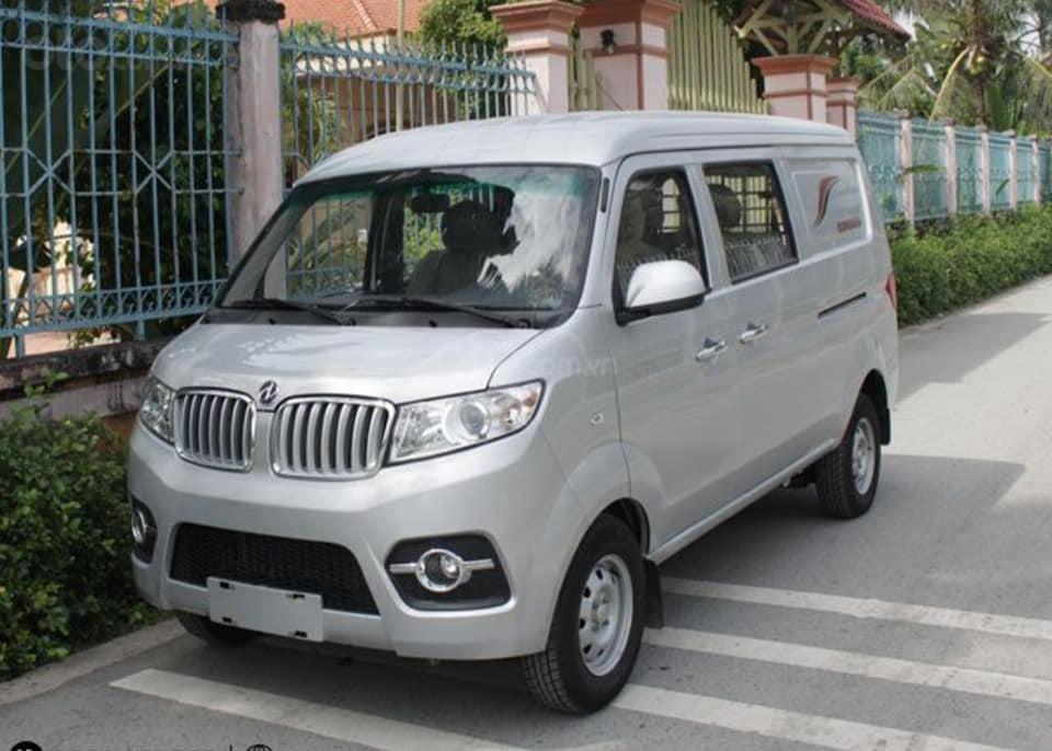 Xe tải van Dongben X30 5 chỗ, Thái Bình, Nam Định, Hà Nam, hỗ trợ trả góp cao (4)