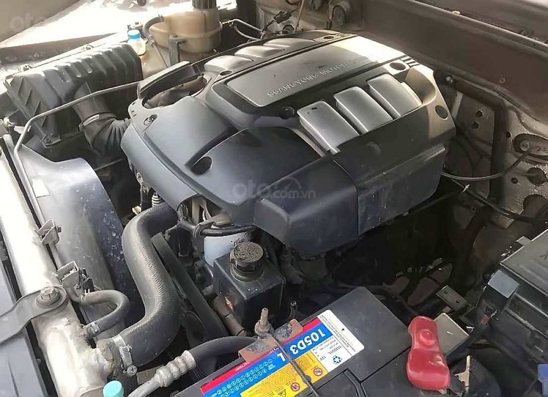Cần bán lại xe Ssangyong Korando đời 2004, màu đen, nhập khẩu nguyên chiếc chính hãng (3)